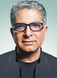 Keynote Speaker Deepak Chopra, MD