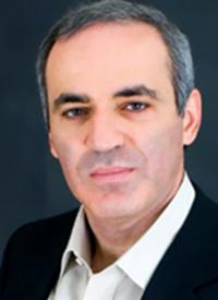 Keynote Speaker Garry Kasparov