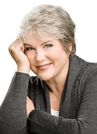 Keynote Speaker Julia Sweeney Blum