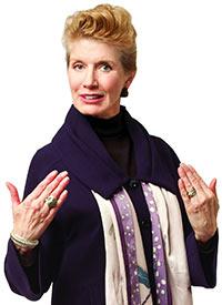 Keynote Speaker Martha Rogers