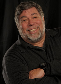 Keynote Speaker Steve Wozniak