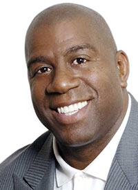 "Keynote Speaker Earvin ""Magic"" Johnson"