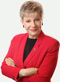 Keynote Speaker Patricia Fripp