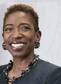 Keynote Speaker Carla Harris