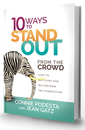 10 Ways to Stand Out from the Crowd