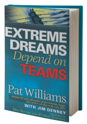 Extreme Dreams Depend on Teams