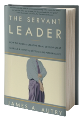 james autry s the servant leader book James a autry, also known as big shelby by his country relatives, was born in 1933 in memphis, tennessee, but he grew up in benton county, mississippi, somewhere between hickory flat and ashland, mississippi.