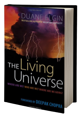 The Living Universe: Where Are We? Who Are We? Where Are We Going?
