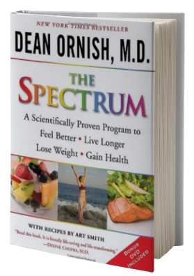 The Spectrum: A Scientifically Proven Program to Feel Better, Live Longer, Lose Weight, and Gain Health