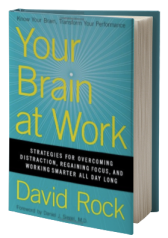 Your Brain at Work: Strategies for Overcoming Distraction, Regaining Focus, and Working Smarter All Day Long