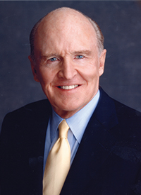 Speaker Jack Welch