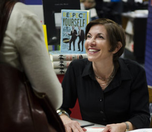 Lisa-solomon-Booksigning