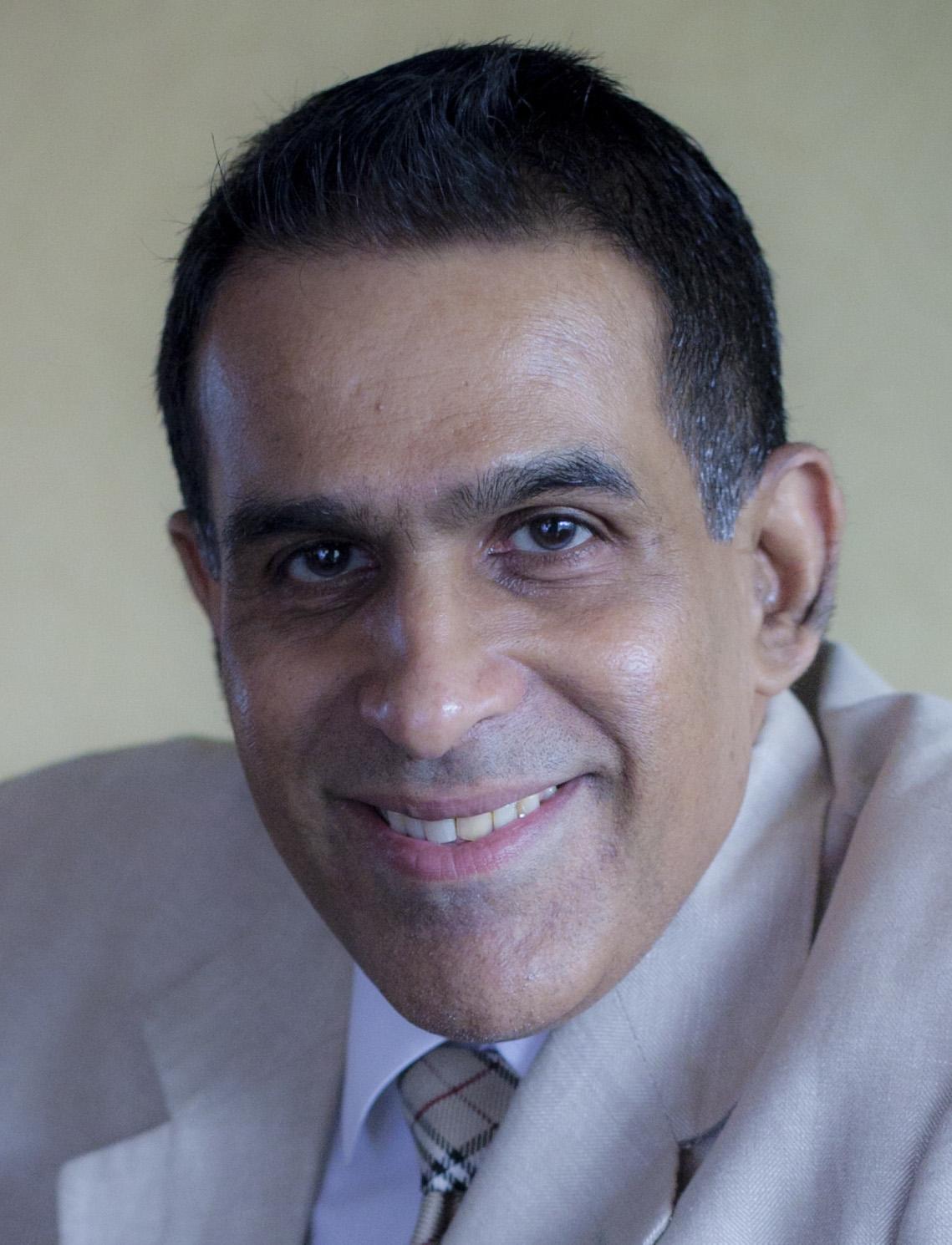 Keynote Speaker Ranjan De Silva