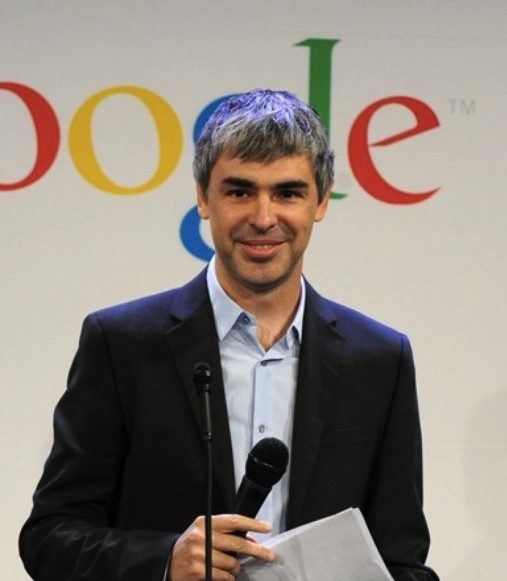 the life of lawrence edward page Larry page is the man who had a dream that the internet could be downloaded and saved as links so websites could be more quickly accessed this was the dream from which google was born in addition to being the co-founder of google, page has also won awards such as the marconi prize and tr100 ( google .