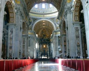 vatican-interiror