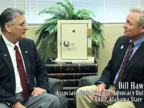 AARP Alabama – Bill Hawkins