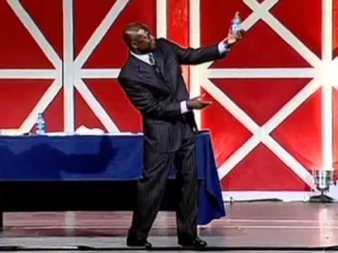 "Albert Mensah: Renowned International Motivational Speaker and ""Ambassador of Opportunity"""