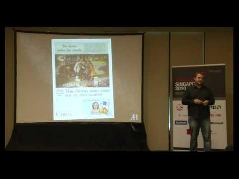Alex Hunter: Former Head of Virgin Online, Branding & Marketing Expert, Keynote Speaker