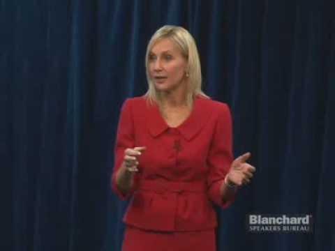 Betsy Myers – Women in Leadership