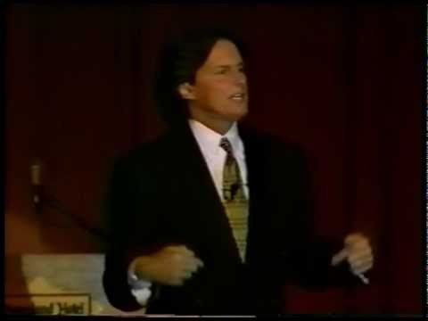 Bruce Jenner: Olympic Icon, Decathlon Champion, Motivational Speaker, Reality TV Star