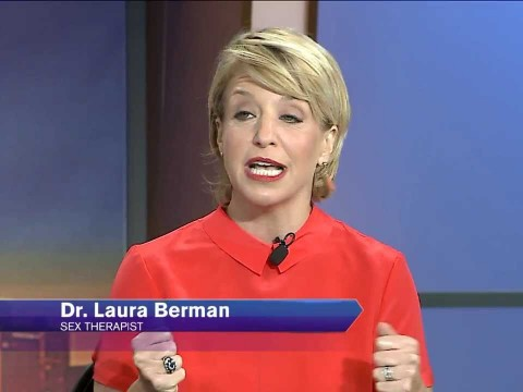 Dr. Laura Berman answers viewers' sex questions