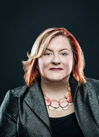 Speaker Joanna Peña-Bickley
