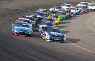 Top NASCAR & Indy Racecar Speakers
