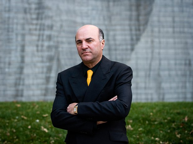 """Kevin """"Mr. Wonderful"""" O'Leary on Female CEOs, Entrepreneurship,  and How to be Good at Sales"""