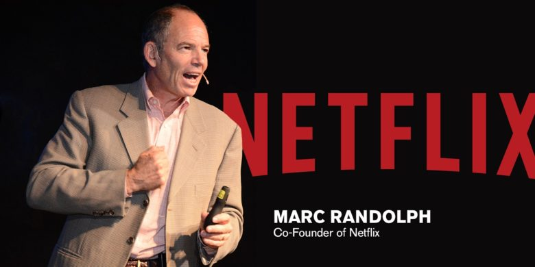 Marc Randolph business speaker