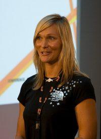 Keynote Speaker Karina Hollekim
