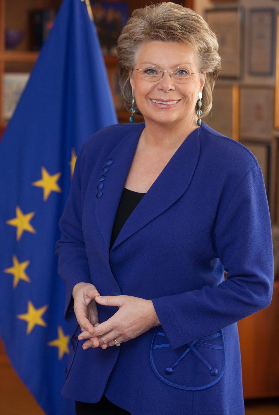 Viviane Reding Keynote Speakers Bureau And Speaking Fee