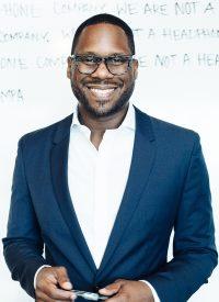Keynote Speaker Omar Johnson