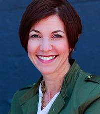 Moderator/MC Speaker Lisa Kay Solomon