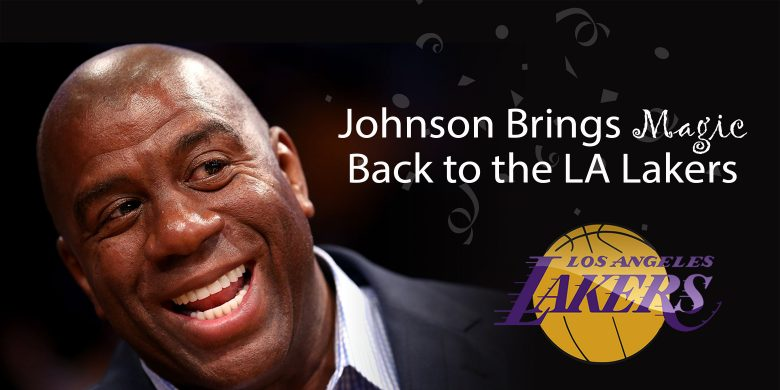 Magic Johnson celebrity keynote speaker