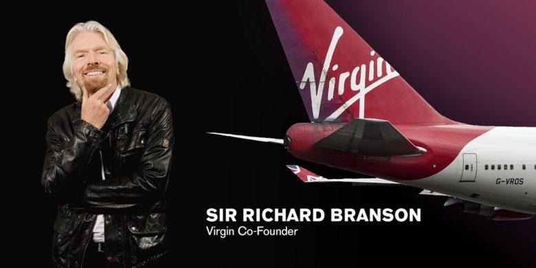 Richard Branson Keynote speaker