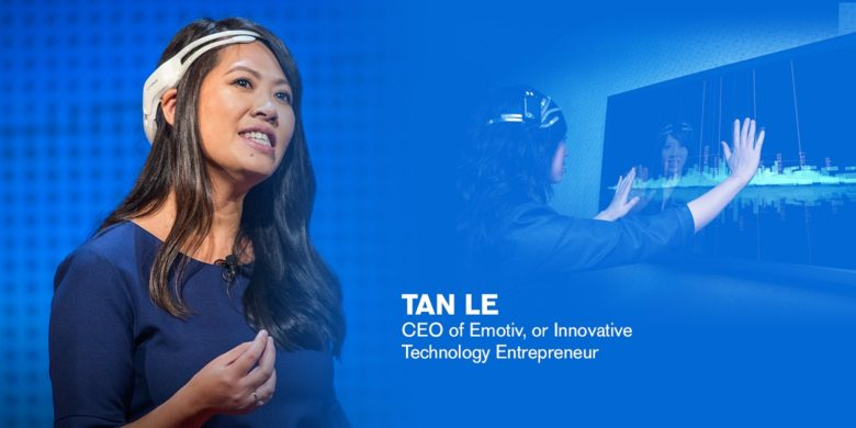 Tan Le Motivational Speakers