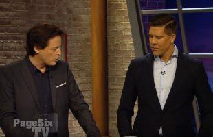 Fredrik Eklund Featured on Fox's Page Six TV