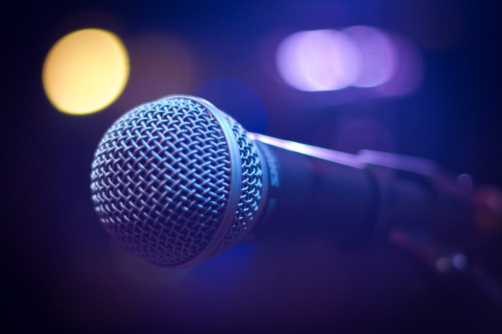 How the Best Keynote Speakers Deal with Stage Fright