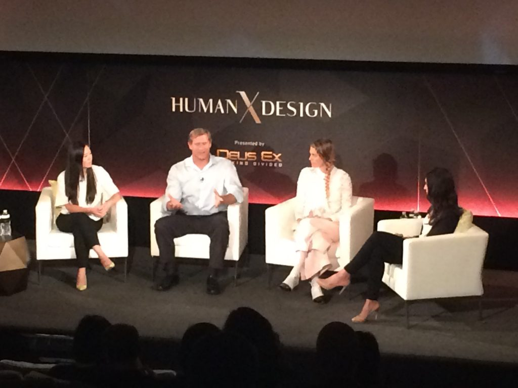 Human By Design: Is Augmentation a Human Right?