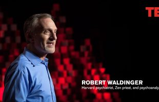 What makes a good life? Robert Waldinger Has Three Lessons for You