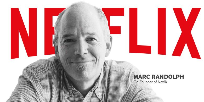 MARC RANDOLPH motivational speakers