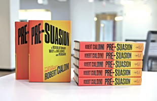 The Power of Pre-Suasion