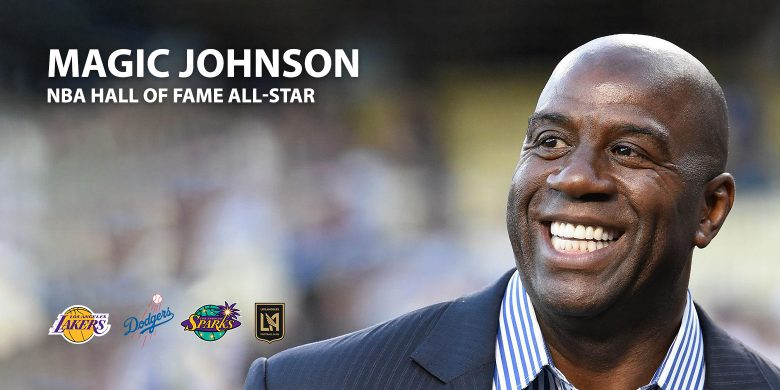 Magic Johnson Speakers Bureau
