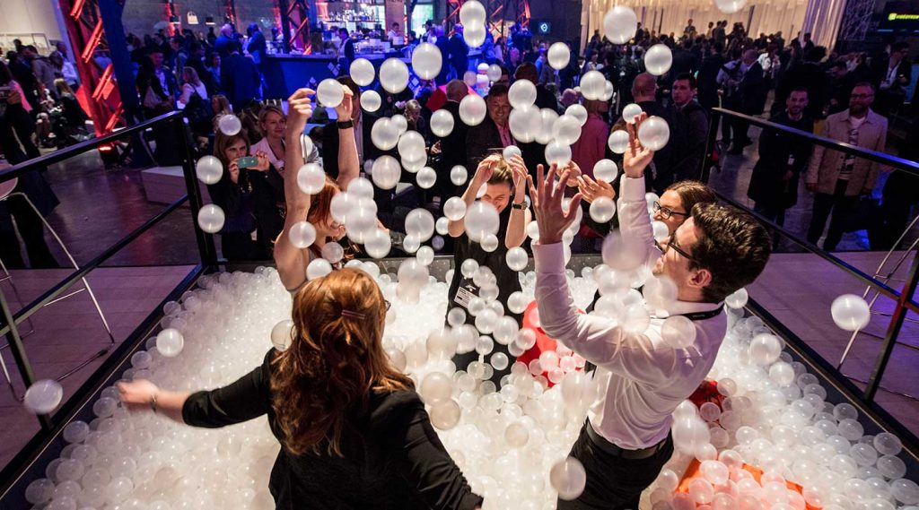 How to Create an Experiential Event