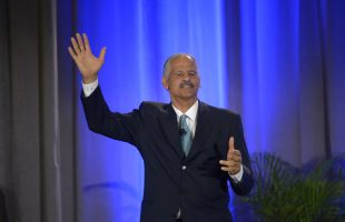 """To Succeed, Develope your Identity"", says Stedman Graham"