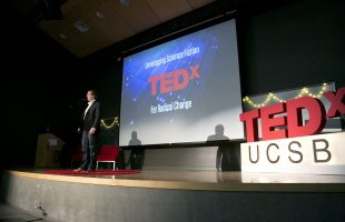 SciFutures CEO Ari Popper Speaks at TEDxUCSB