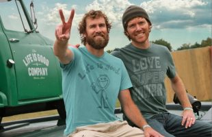 BigSpeakSpotlight: Bert and John Jacobs, founders of the positive lifestyle brand Life is Good