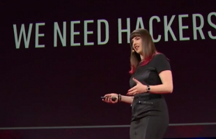Keren Elazari: How to Stay Safe from Online Spies