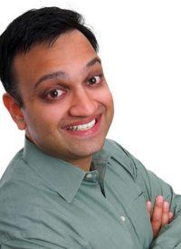 Speaker Avish Parashar