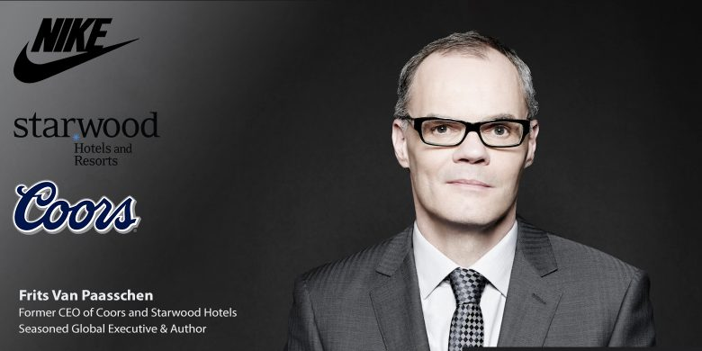 Frits Van Paaschen keynote speaker